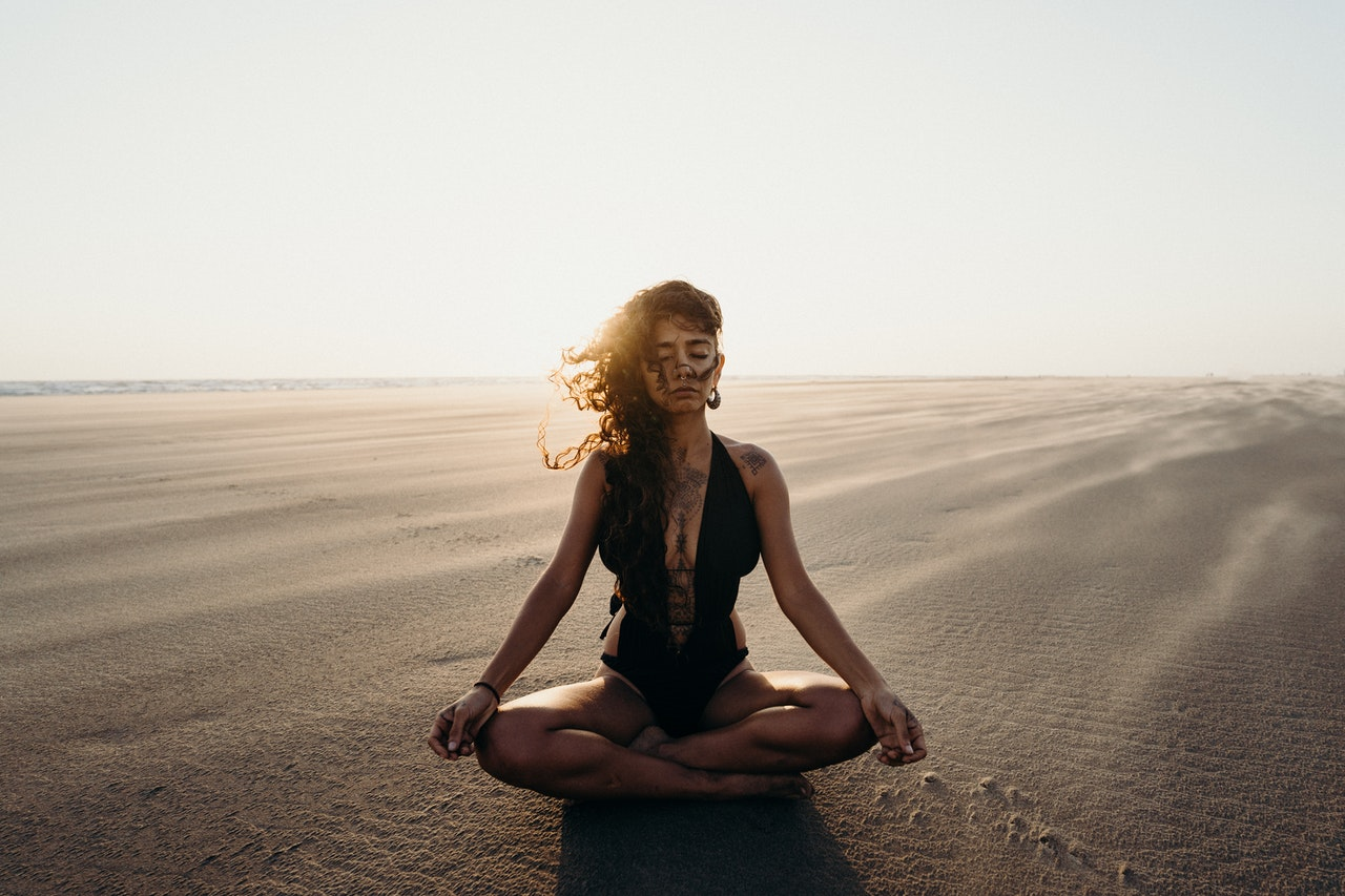 naporno življenje in meditacija